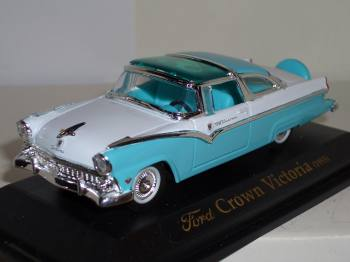 Ford Crown Victoria 1955 - Yat Ming Modellauto 1:43