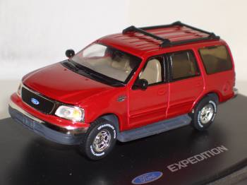 Ford Expedition - modelcar 1:43