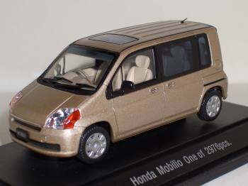 Honda Mobilio 2003 - Ebbro 1:43 mini car
