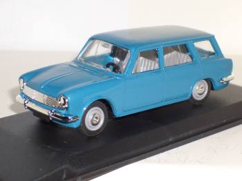 Simca 1500 Break - Eligor 1382 scale model