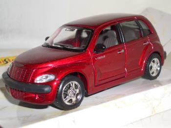 Chrysler PT Cruiser - Maisto model car