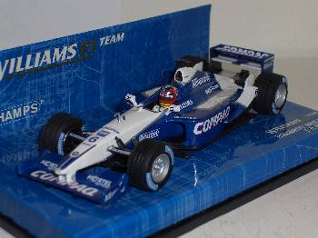 Williams FW23 Montoya 2001 - Minichamps 1/43