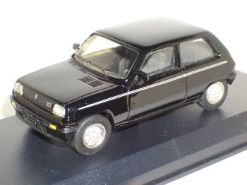 Renault 5 TX 1978 - Mini Racing 1:43 automodell