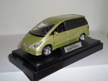 Toyota Previa 2002 - M-Tech model car 1/43