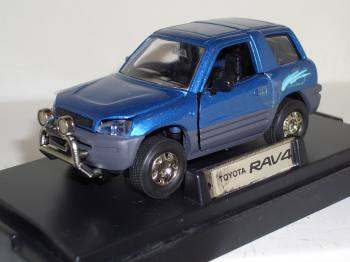 Toyota RAV 4 - M-Tech 1/43 model car