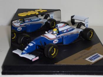Williams FW 16 1994 - Onyx race car 1:43