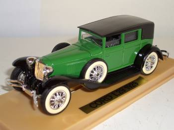 Cord L 29 1929 - Solido 1:43 scale car